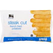 Food Lion Fried Potatoes, French, Steak Cut, Bag