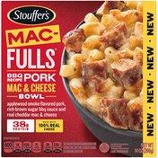 Stouffer's MAC-FULLS BBQ Recipe Pork Mac and Cheese Frozen Meal