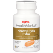 Hy-Vee Healthmarket, Healthy Eyes Extra Eye Health Support Vitamin & Mineral Supplement Tablets