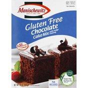 Manischewitz Cake Mix, Gluten Free, Chocolate with Fudge Frosting