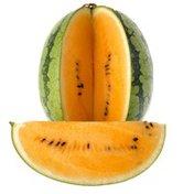 Orange Inside Watermelon