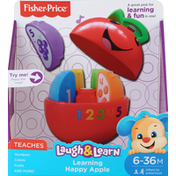 Fisher-Price Happy Apple, Learning