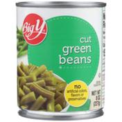 Big Y Cut Green Beans
