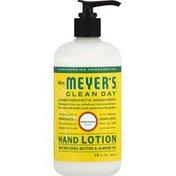 Meyer's Hand Lotion, Honeysuckle Scent
