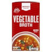 Market Pantry Broth, Vegetable
