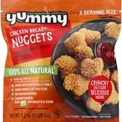Yummy Nuggets, Chicken Breast
