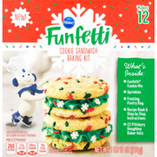 Pillsbury Baking Kit, Cookie Sandwich