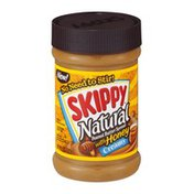 SKIPPY Natural Creamy Peanut Butter Spread with Honey