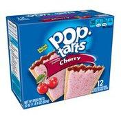 Pop-Tarts Kellogg's Pop-Tarts Toaster Pastries Frosted Cherry