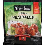 Mama Lucia Meatballs, Turkey, Bite Size