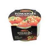 Zergut Tomatoes Stuffed with Rice