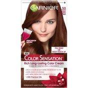 Color Sensation 5.5 Medium Mahogany Brown Rich, Long-Lasting Color Cream