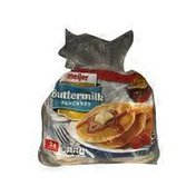 Meijer 32 Ounce Buttermilk Pancakes Bag