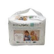 Eco by Naty Premium Disposable Diapers for Sensitive Skin - Size 3
