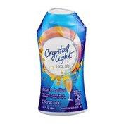Crystal Light Liquid Drink Mix Peach Bellini Flavor