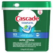 Cascade Actionpacs Dishwasher Detergent, Fresh Scent