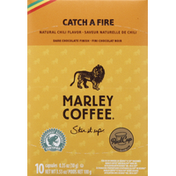 Marley Coffee Capsules, Coffee, Catch a Fire