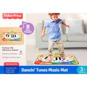 Fisher-Price Dancin' Tunes Music Mat, 3+ Preschool