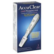 Accu Clear Early Pregnancy Test