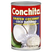 Conchita Coconut, Grated, in Extra Heavy Syrup