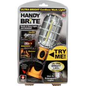 Handy Brite Work Light, Ultra-Bright, Cordless