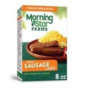 Morning Star Farms Veggie Breakfast Sausage Links, Original, Vegetarian