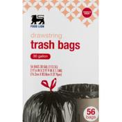 Food Lion Trash Bags, Drawstring