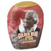 Arizona Water Enhancer, Liquid, Jack Nicklaus Golden Bear Lemonade, Strawberry