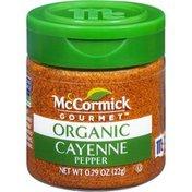 McCormick Gourmet™ Organic Cayenne Pepper