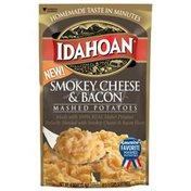 Idahoan Smokey Cheese & Bacon Mashed Potatoes
