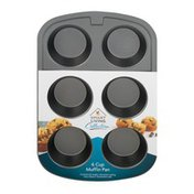 Smart Living 6 Cup Muffin Pan
