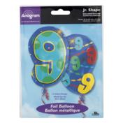 Anagram Jr. Shape Foil Balloon 9