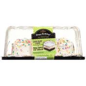 Jon Donaire Chocolate Cake + Fudge Ripple Ice Cream Premium Ice Cream Cake Jon Donaire Chocolate Cake + Fudge Ripple Ice Cream Premium Ice Cream Cake