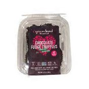 You Are Loved Foods Chocolate Fudge Truffles