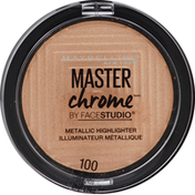 Maybelline Metallic Highlighter Makeup Molten Gold