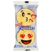 Mrs Freshleys Cupcakes, Chocolate, Emoji