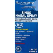 CareOne Sinus Nasal Spray