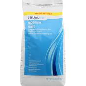 Equaline Epsom Salt, Value Size