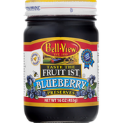 Bell-View Preserves, Blueberry