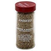 Morton & Bassett Spices Aniseed, Gluten Free, Jar