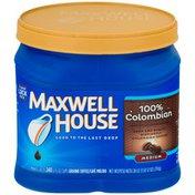 Maxwell House 100% Columbian Ground Coffee