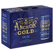 Anchor Gold Beer