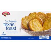Hannaford Texas Toast, 5 Cheese