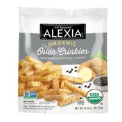 Alexia Organic Oven Crinkles with Sea Salt & Pepper
