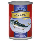 Pampa Mackerel, In Tomato Sauce