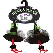 Dmm Earrings, Witch Hat
