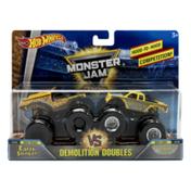 Hot Wheels Monster Jam Demolition Doubles Trucks