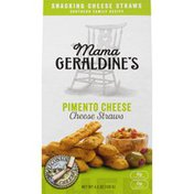Mama Geraldine's Cheese Straws, Pimento Cheese, Box