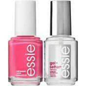 Essie Mod Square & gel.setter Top Coat Gel-Like Color & Shine Kit