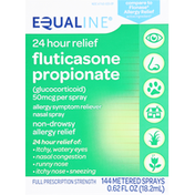 Equaline Allergy Relief, Fluticasone Propionate, 50 mcg